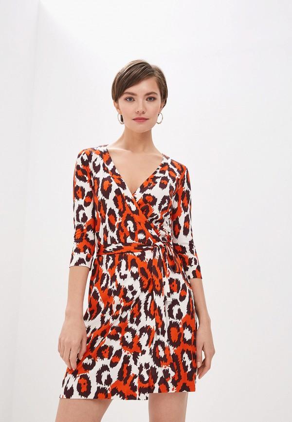 Платье Diane von Furstenberg Diane von Furstenberg DI001EWEBTY0 цены онлайн