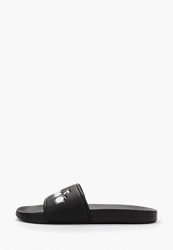 мужские сандалии diadora, черные
