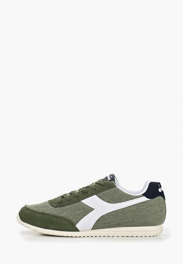 мужские кроссовки diadora, хаки