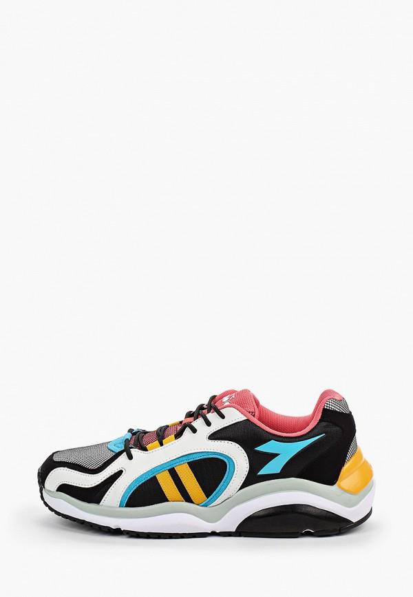 мужские кроссовки diadora, разноцветные