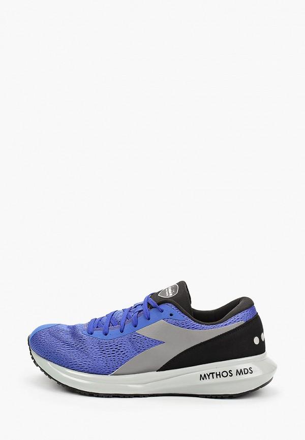 мужские кроссовки diadora, синие