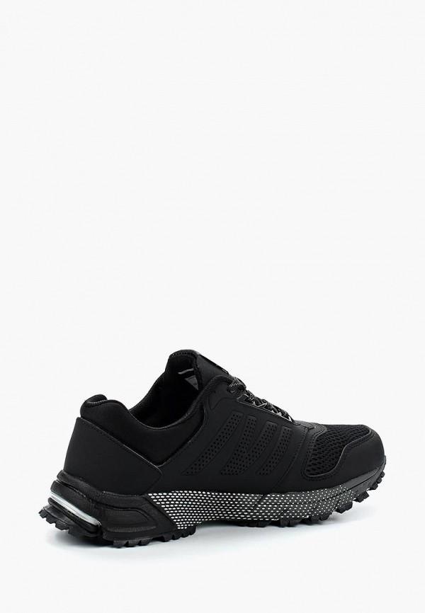 Фото 2 - Мужские кроссовки Dixer черного цвета