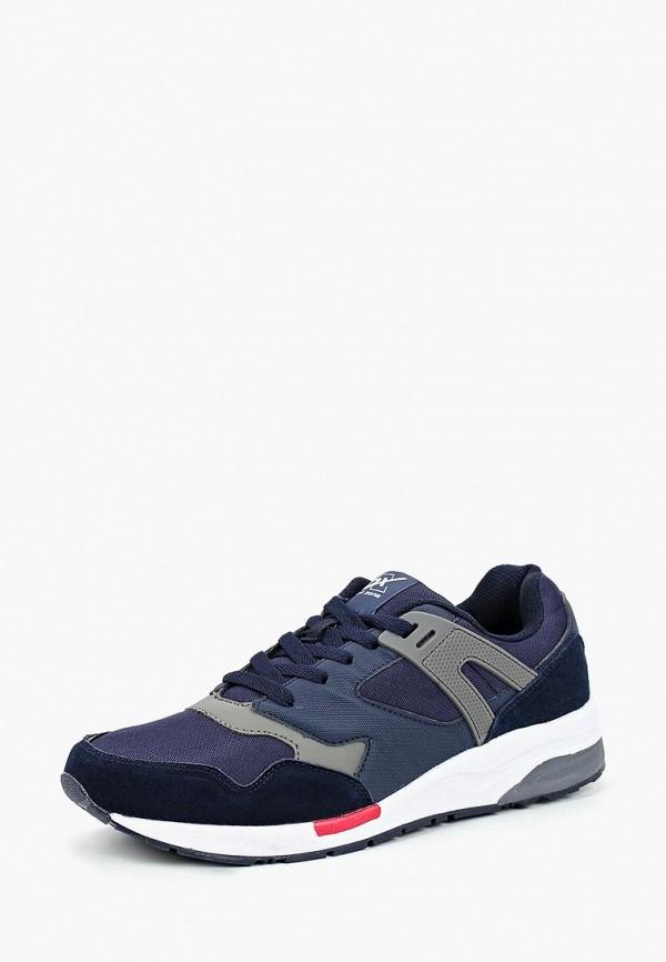 мужские кроссовки dixer, синие