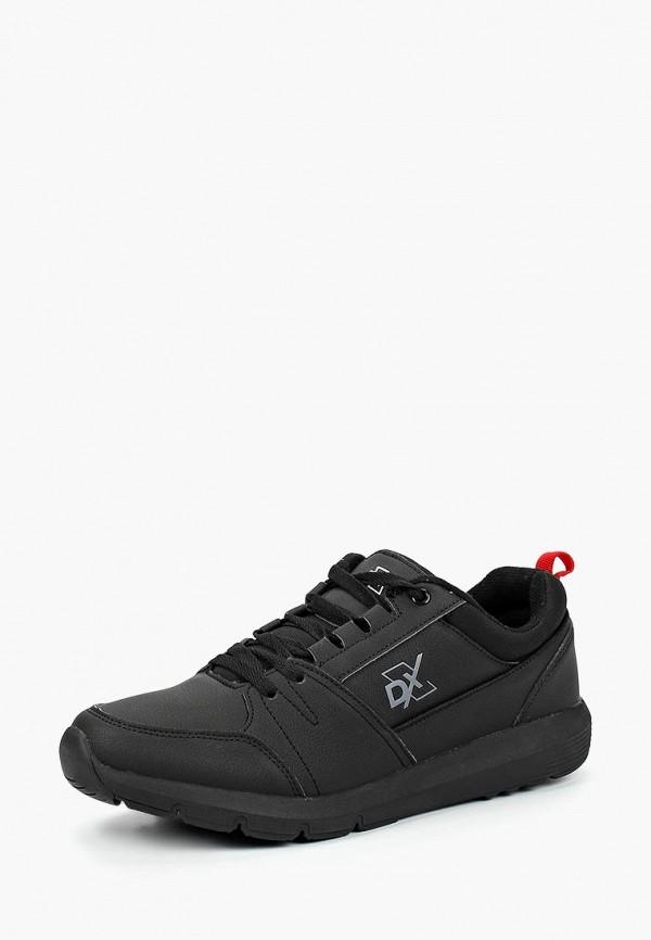 мужские кроссовки dixer, черные