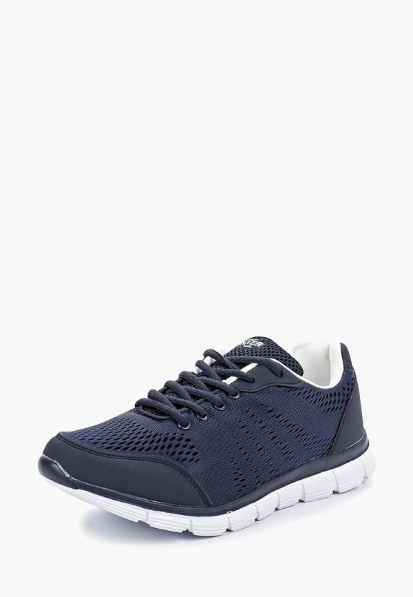 Фото 2 - мужские кроссовки Dixer синего цвета
