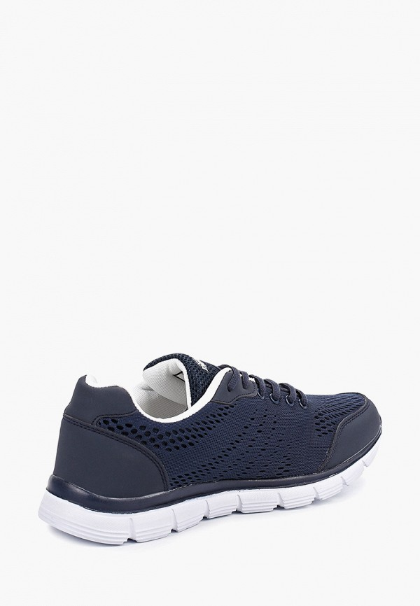 Фото 3 - мужские кроссовки Dixer синего цвета