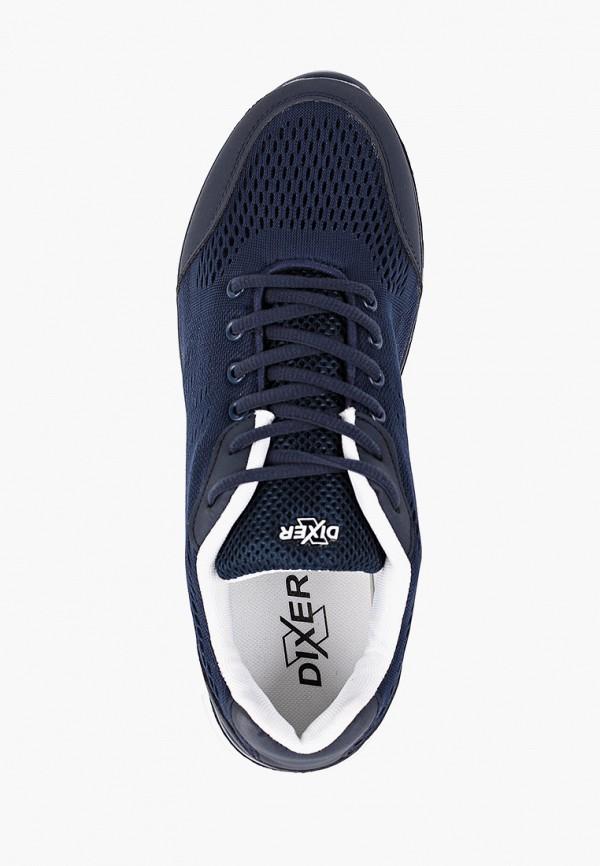 Фото 4 - мужские кроссовки Dixer синего цвета