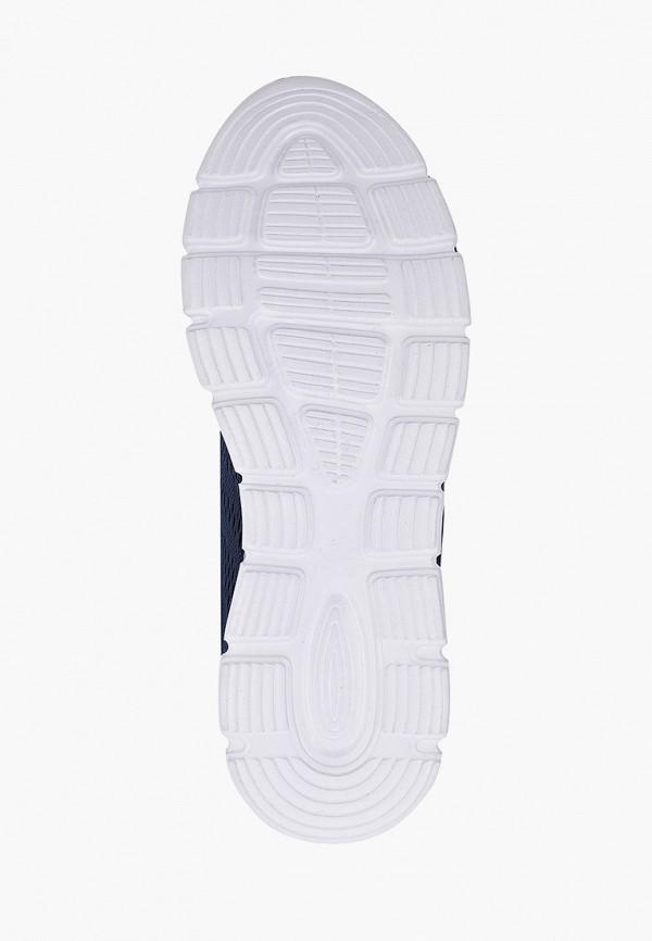 Фото 5 - мужские кроссовки Dixer синего цвета