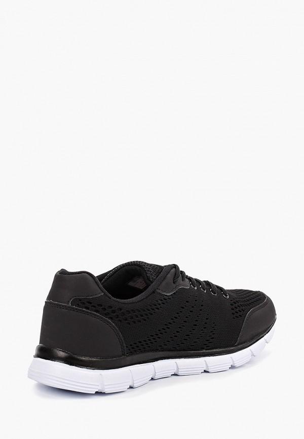 Фото 3 - мужские кроссовки Dixer черного цвета