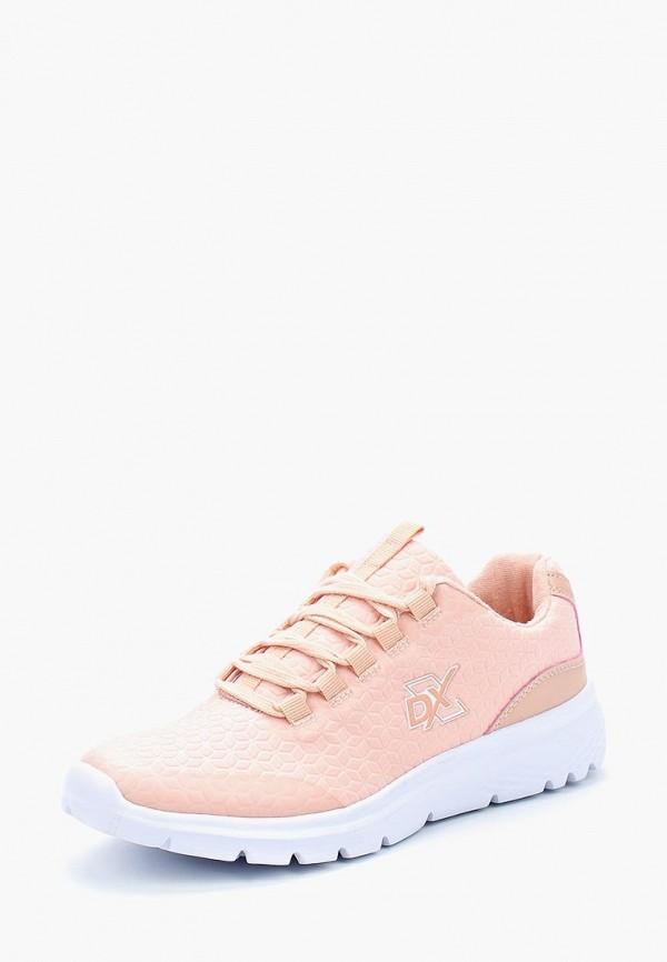 Купить Кроссовки Dixer, di028awaebl6, розовый, Весна-лето 2018
