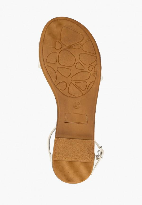 Фото 5 - женские сандали Diamantique белого цвета