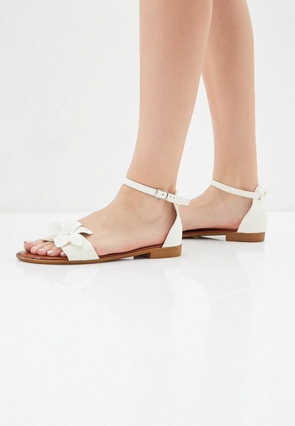 Фото 6 - женские сандали Diamantique белого цвета