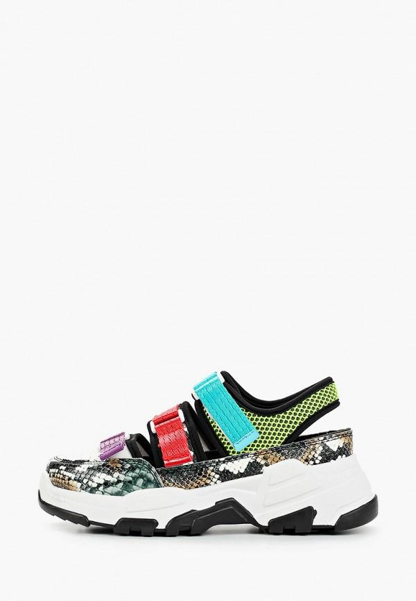 женские кроссовки diamantique, разноцветные