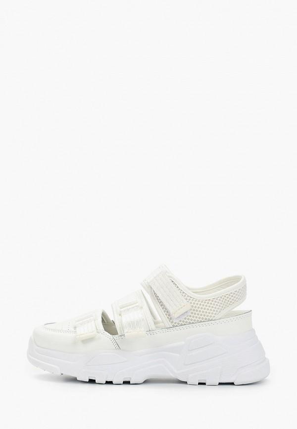 женские кроссовки diamantique, белые