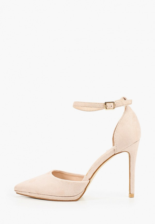 женские туфли diamantique, розовые