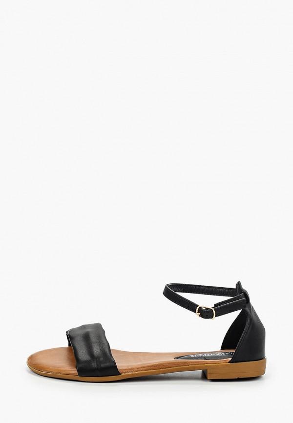 женские сандалии diamantique, черные