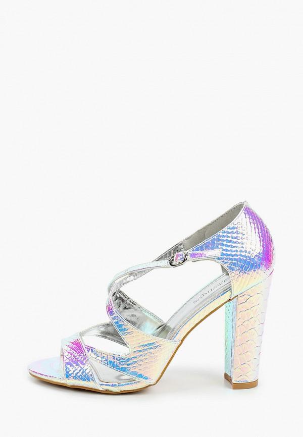 женские босоножки diamantique, разноцветные