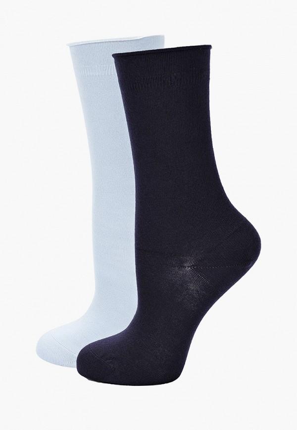 женские носки dim, синие