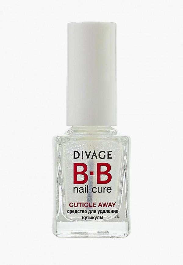 Средство для удаления кутикулы Divage Divage DI038LWJNV16 тональное средство divage divage di038lwjbq37