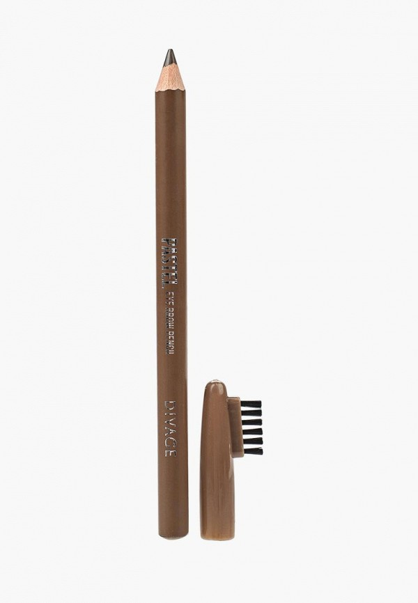 Карандаш для бровей Divage Divage DI038LWMZQ61 divage pastel eyebrow pencil карандаш для бровей 1102