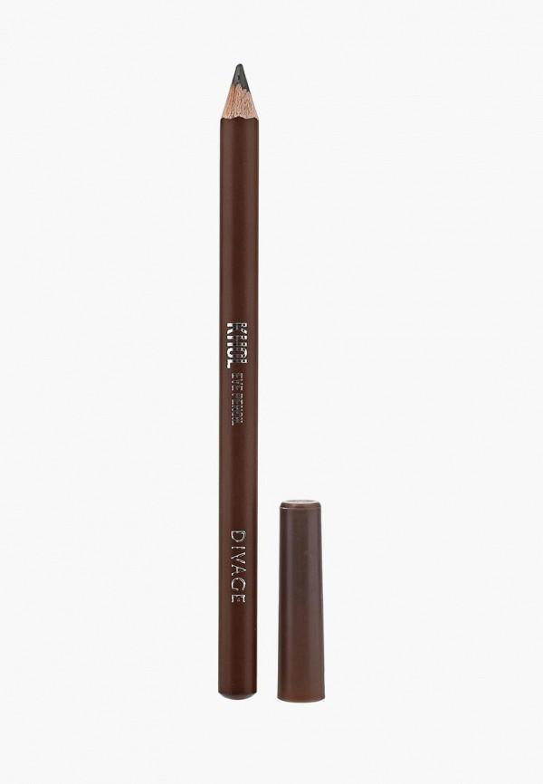 Карандаш для глаз Divage Divage DI038LWSDM45 карандаш автоматический для глаз divage wonder line