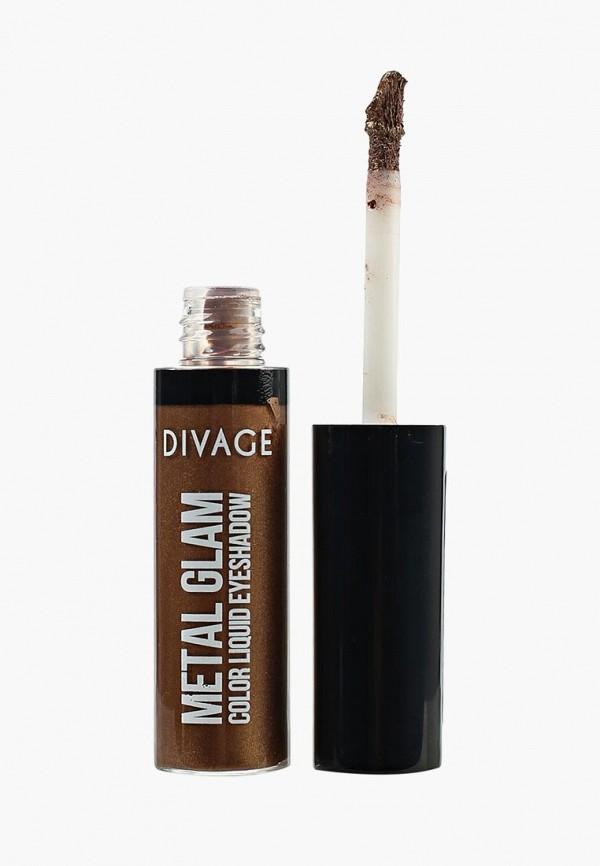 купить Тени для век Divage Divage DI038LWWZA55 по цене 351 рублей