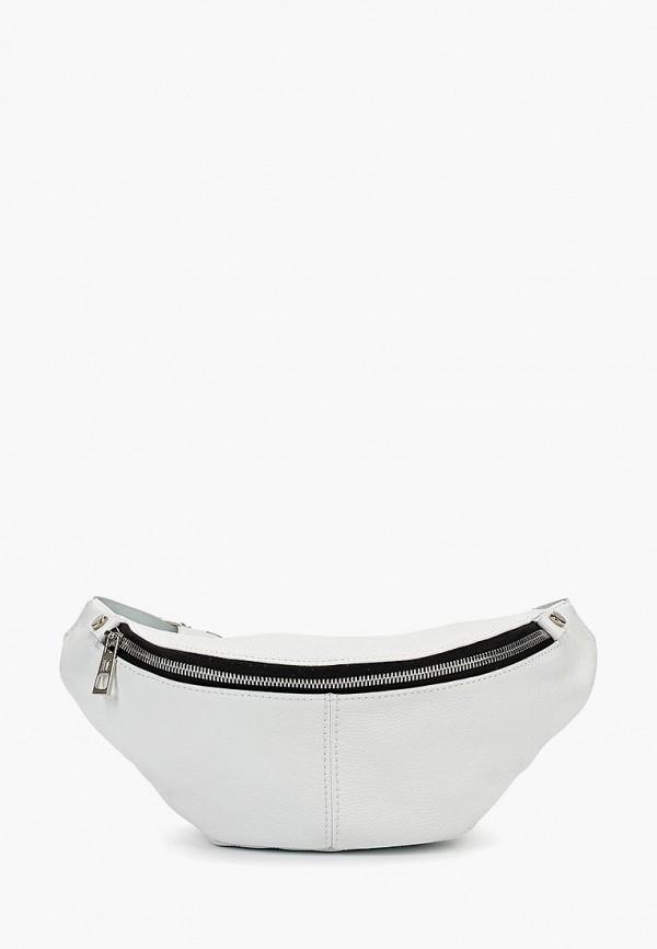 мужская сумка dimanche, белая