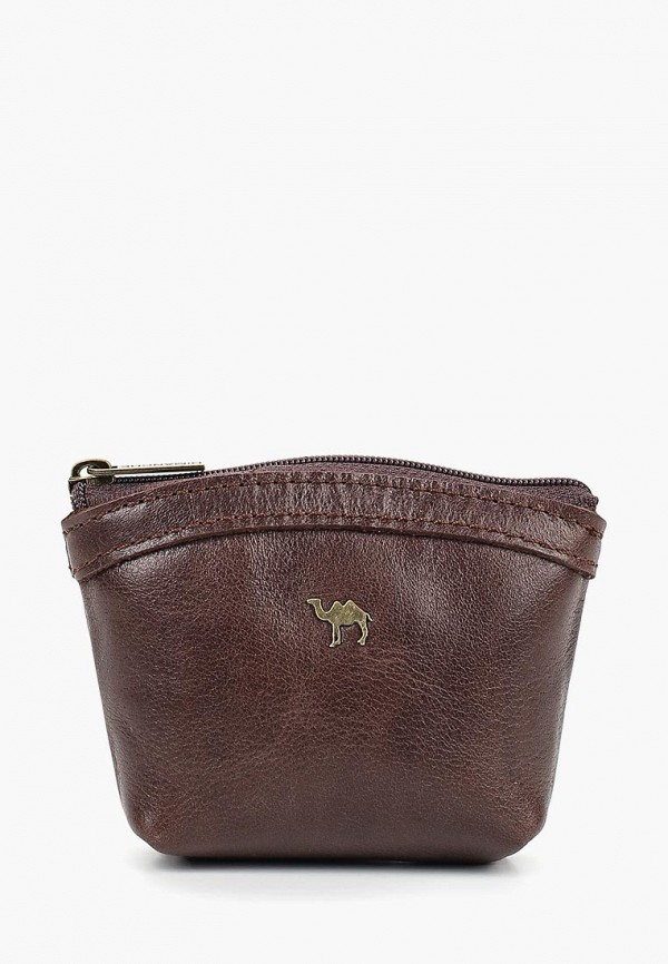 мужской кошелёк dimanche, коричневый