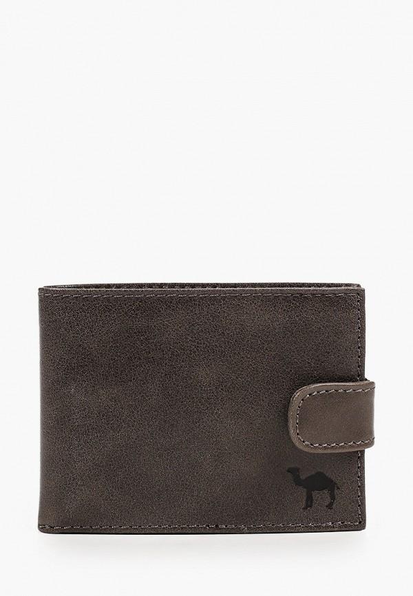 мужской кошелёк dimanche, серый
