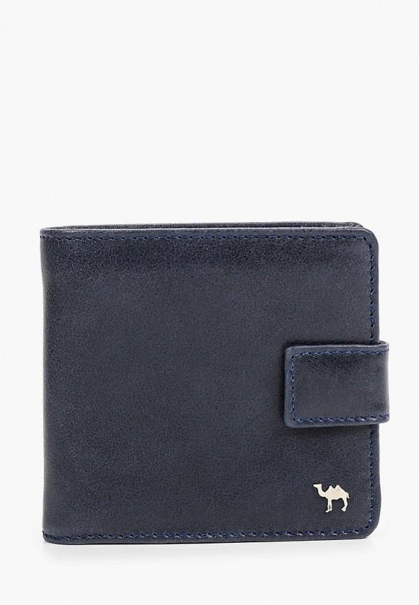 мужской кошелёк dimanche, синий