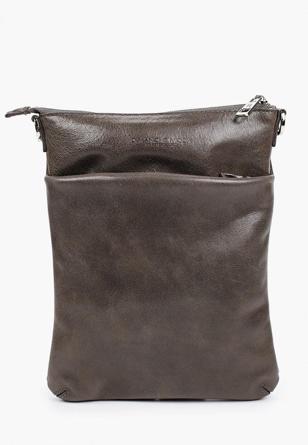 мужская сумка dimanche, хаки