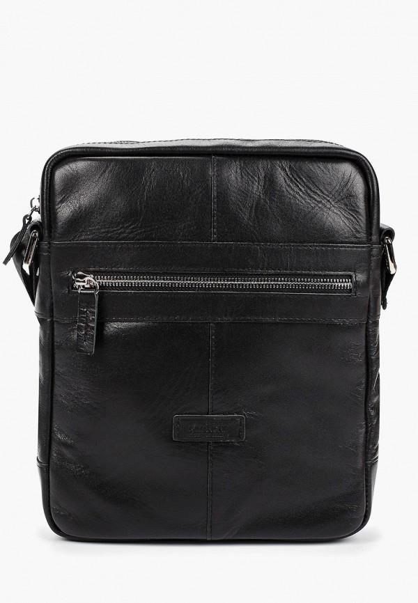 мужская сумка dimanche, черная
