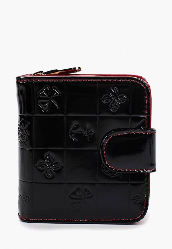 женский кошелёк dimanche, черный