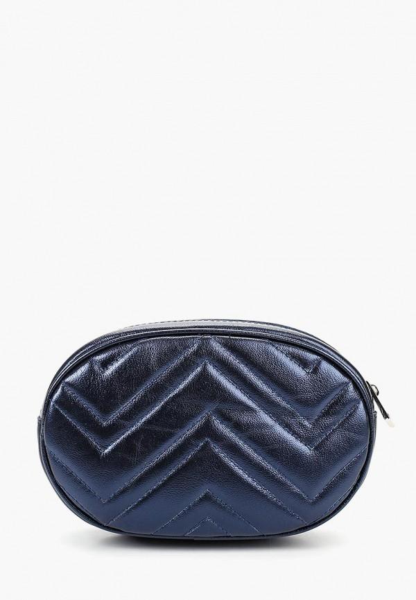женская сумка dimanche, синяя