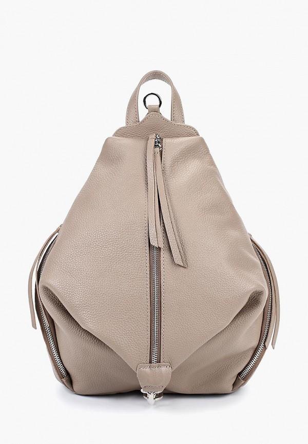 женский рюкзак dimanche, бежевый