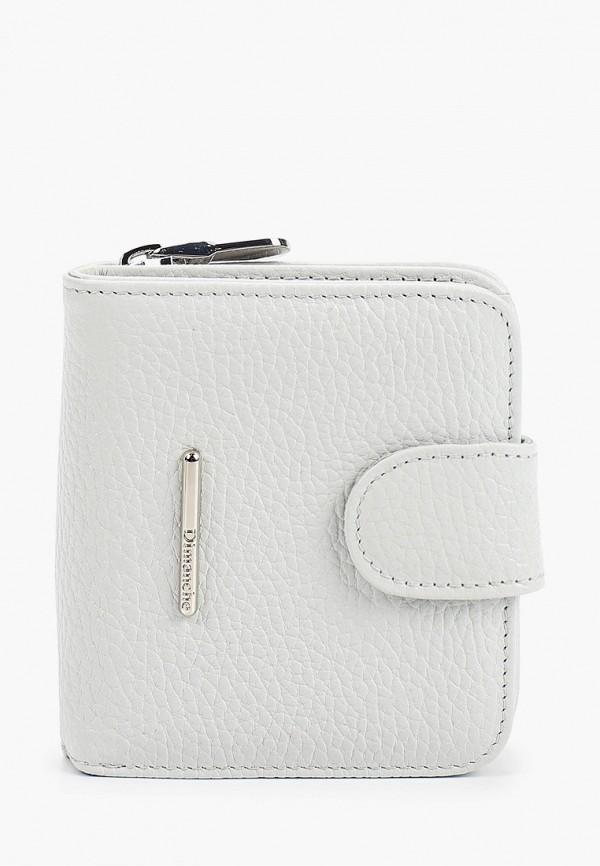 женский кошелёк dimanche, серый