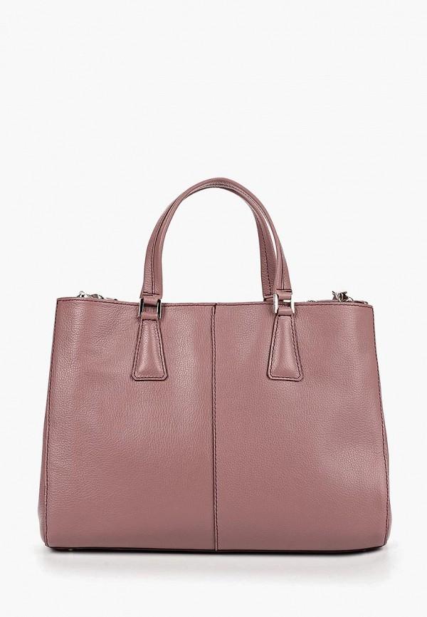 женская сумка dimanche, розовая