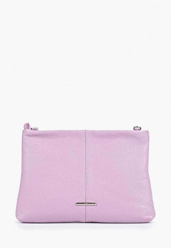 женская сумка dimanche, фиолетовая