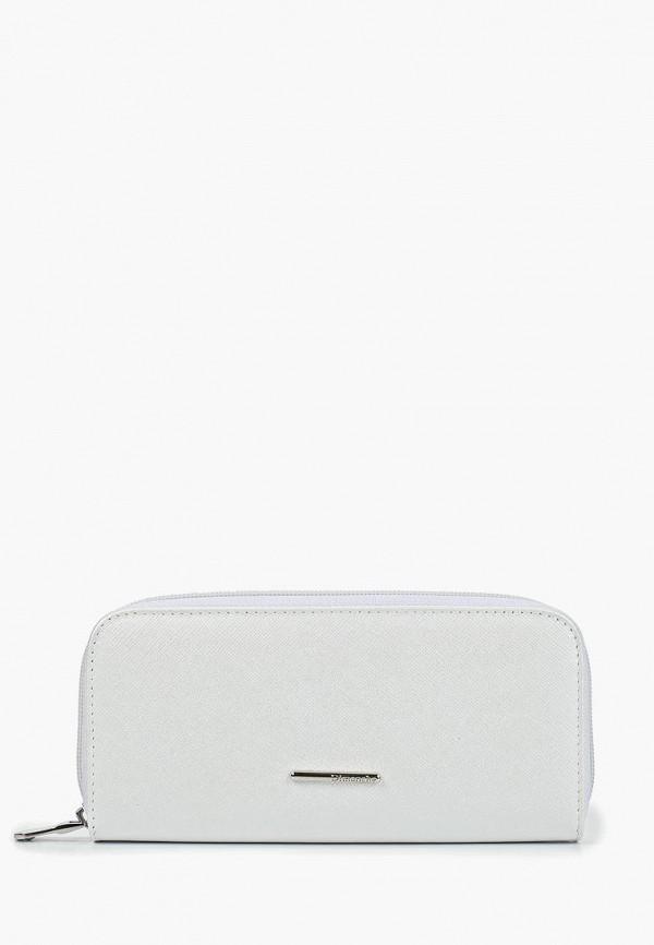 женский кошелёк dimanche, белый