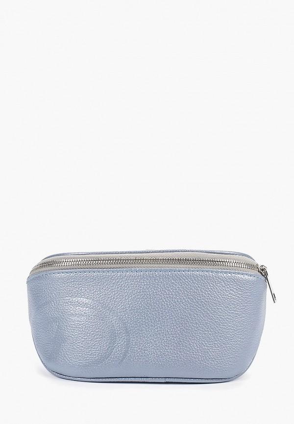 женская сумка dimanche, голубая