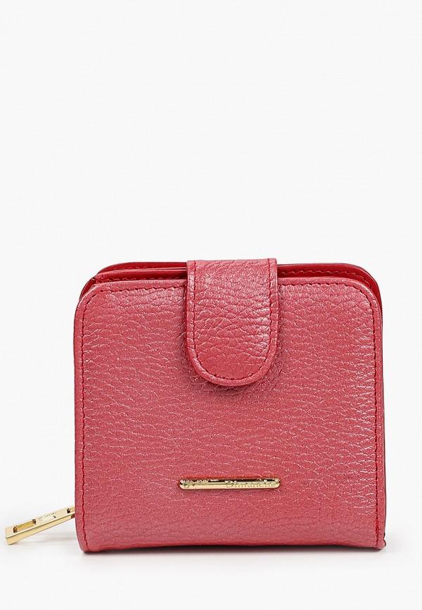 женский кошелёк dimanche, розовый