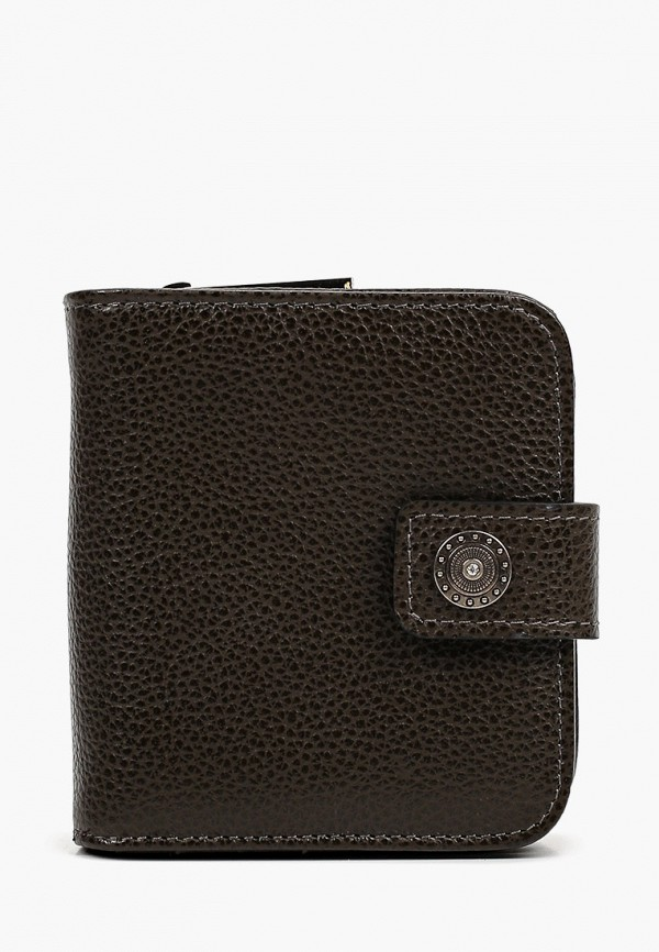 женский кошелёк dimanche, коричневый