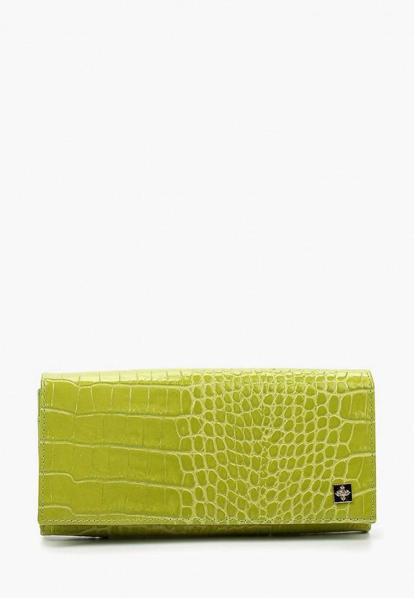 женский кошелёк dimanche, зеленый