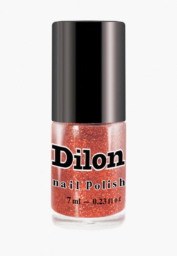 женский лак для ногтей dilon, красный
