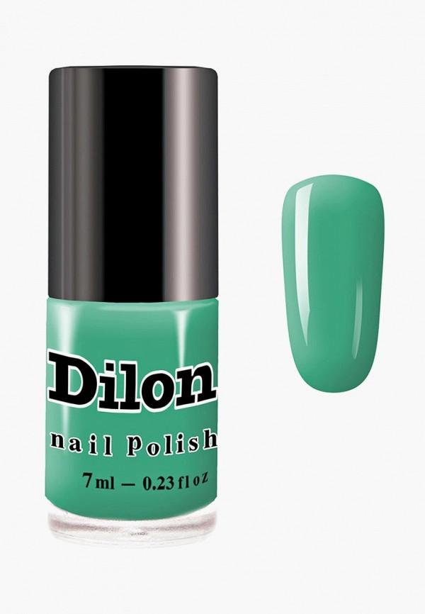 женский лак для ногтей dilon, зеленый