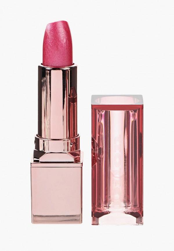 женская помада dilon, розовая