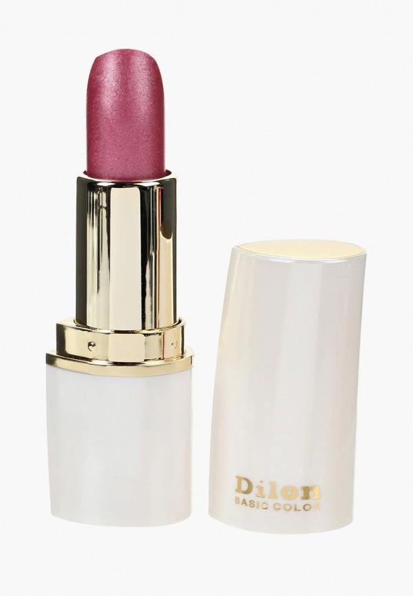помада dilon, розовая