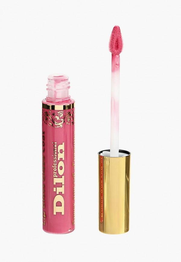 блеск для губ dilon, розовый