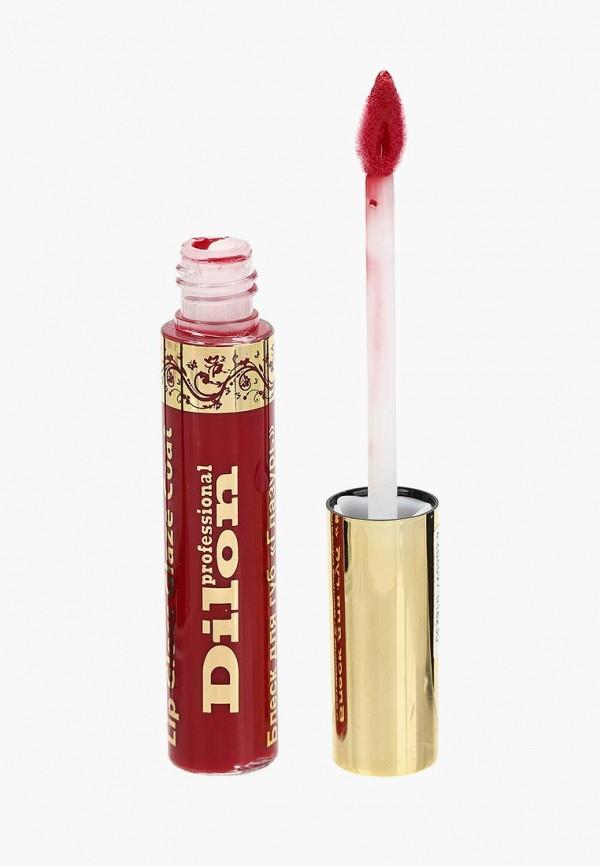 блеск для губ dilon, красный