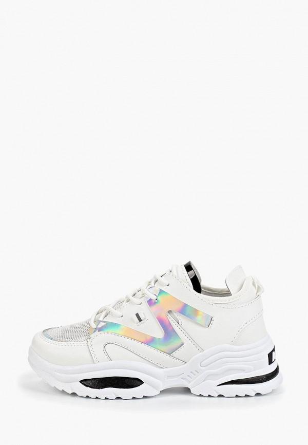 женские кроссовки dino albat, белые